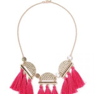 Gina Tricot Hammer Tassel Necklace Kaulakoru