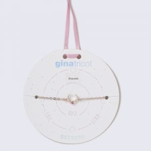 Gina Tricot Rose Gold Look October Pink Birthstone Wristwear Rannekoru