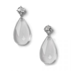Gina Tricot Teardrop Statement Earrings Korvakorut