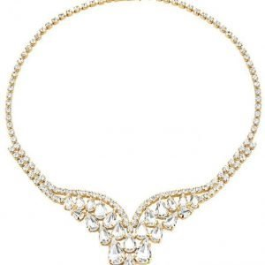 Golden Style Kaulakoru Valkoinen
