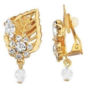 Golden Style Klipsikorvakorut Keltainen