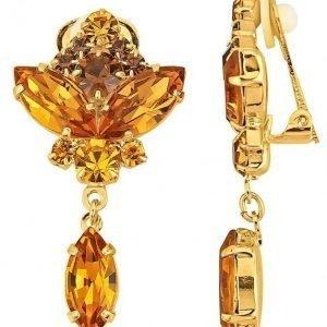 Golden Style Klipsikorvakorut Monivärinen