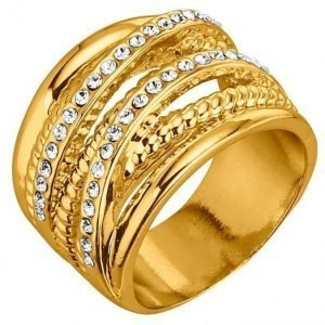 Golden Style Naisten Sormus Keltainen