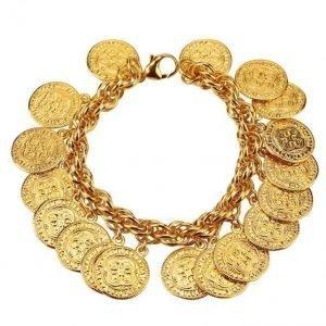 Golden Style Rannekoru Kullanvärinen