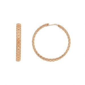 Gucci Diamantissima Korvakorut Kulta 35 Mm