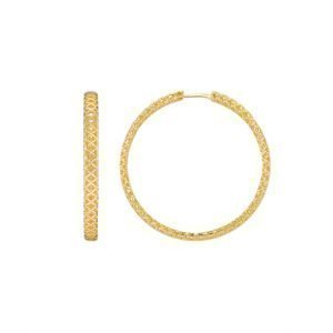Gucci Diamantissima Korvakorut Kulta 50 Mm
