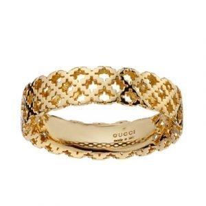 Gucci Diamantissima Ring Sormus 18k Kulta