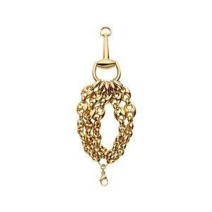 Gucci Horsebit Marina Chain Rannekoru Kulta 16 Cm