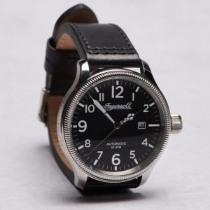 Ingersoll 1892 Apsley Automatic Black