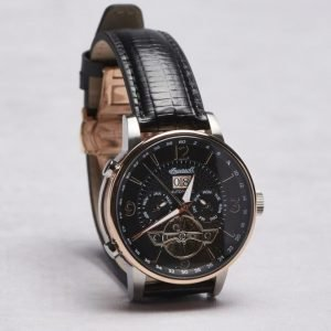 Ingersoll 1892 Grafton Automatic Black Rosé