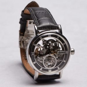 Ingersoll 1892 Herald Automatic Grey
