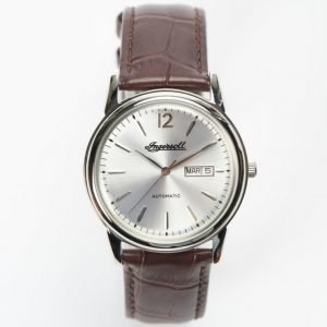 Ingersoll 1892 The New Haven Automatic Silver