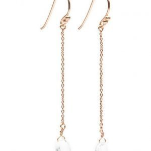 Jewlscph Earrings Rain Drop korvakorut