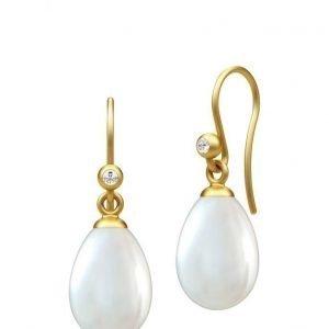 Julie Sandlau Afrodite Earring Gold korvakorut
