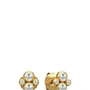 Julie Sandlau Blossom Earring Gold korvakorut