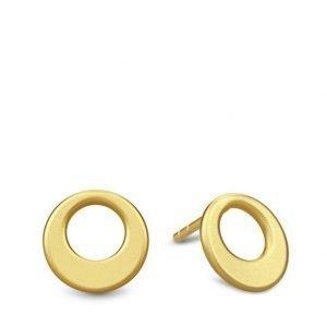 Julie Sandlau Classic Earring Gold korvakorut