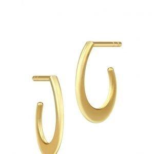 Julie Sandlau Classic Mini Pear Earring Gold korvakorut