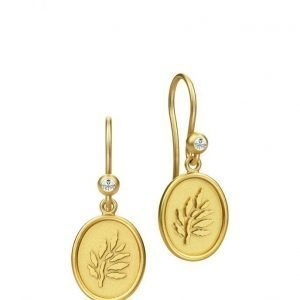 Julie Sandlau Icon Earring Gold korvakorut