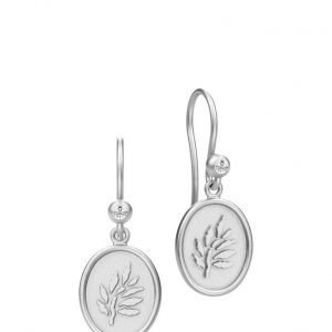 Julie Sandlau Icon Earring Rhodium korvakorut