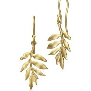 Julie Sandlau Little Tree Of Life Earring Gold korvakorut