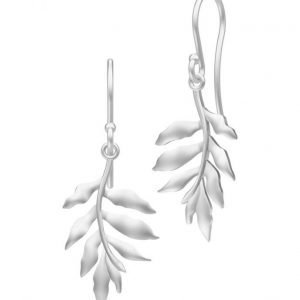 Julie Sandlau Little Tree Of Life Earring Rhodium korvakorut
