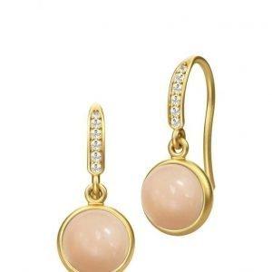 Julie Sandlau Luna Earring Gold korvakorut