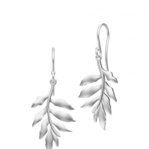 Julie Sandlau Tree Of Life Earring Rhodium korvakorut