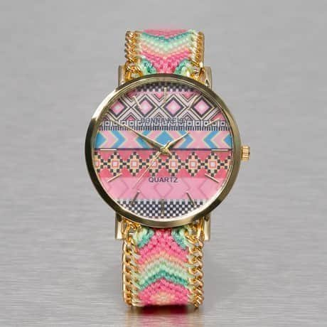 Kaiser Jewelry Kello Vaaleanpunainen