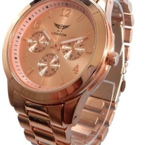 Kello Ny London PI7075 Rose