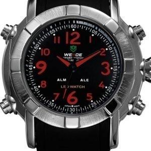 Kello Weide WH1106 2 Timezon LED Digital