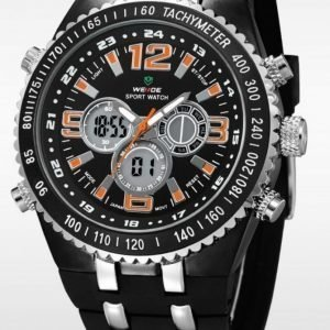 Kello Weide WH1107 Orange Digitalklocka