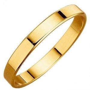 Kihlasormus Keltainen