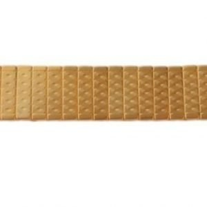 Klockarmband expander Guld 18mm