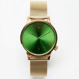 Komono Winston Royal Gold/Green