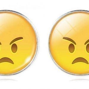 Korvakorut Emoji Angry Face