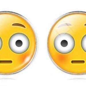 Korvakorut Emoji Flushed Face