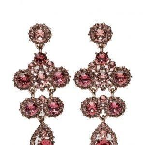 LILY AND ROSE Kate Earrings Indian Pink korvakorut