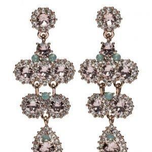 LILY AND ROSE Miss Kate Earrings Vintage Rose korvakorut