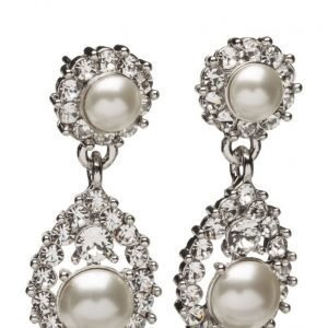 LILY AND ROSE Sofia Pearl Earrings Creme korvakorut
