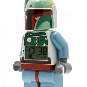 Lego Alarm Clock Boba Fett 20 Cm Herätyskello