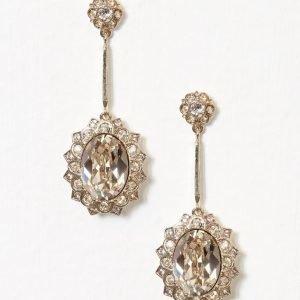 Lily And Rose Antionette Earrings Korvakorut Champagne