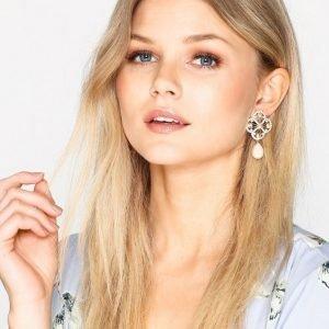 Lily And Rose Lola Earrings Korvakorut Ivory