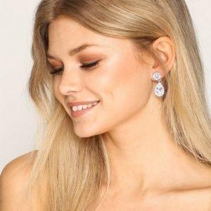Lily And Rose Sofia Earrings Korvakorut Sapphire