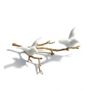 Lladro Magic Forest Brooch Magic Forest Rintaneula