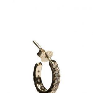 Lola's Love Happy Big Stone Ear Ring korvakorut