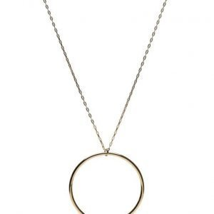 Lola's Love Hoop Pearl Necklace kaulakoru