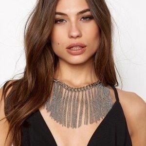 Make Way Illiona Necklace Silver