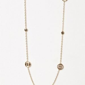 Marc Jacobs Long Necklace Kaulakoru Kulta