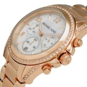 Michael Kors Blair MK5522 Kronograf Rose