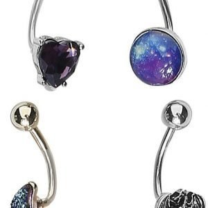 Morbid Metals Galaxy Piercings Napakoru